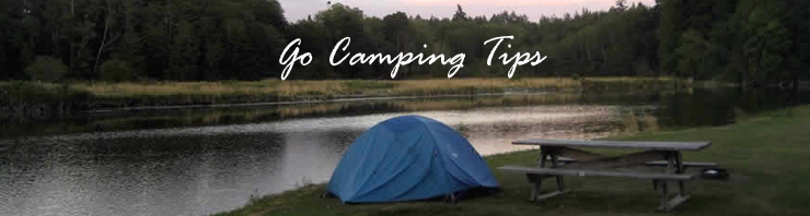 Camping Tips and Trips